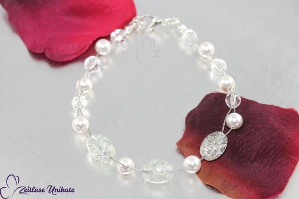 mit dem gewissen Funkeln, Armband nicht nur für die Braut - Trauzeugin, Brautmutter ...