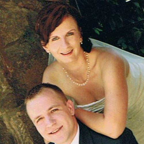 Brautschmuck für ein Corsagenbrautkleid
