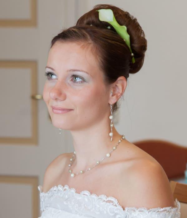 ausgefallener Brautschmuck